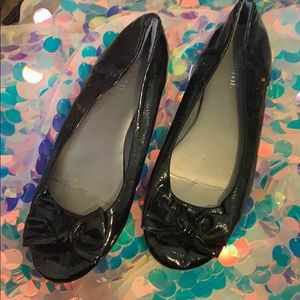 whitemt Shoes - Leather Flats
